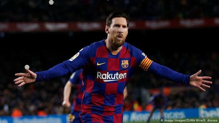 Paris Saint-Germain já faz campanha por Messi