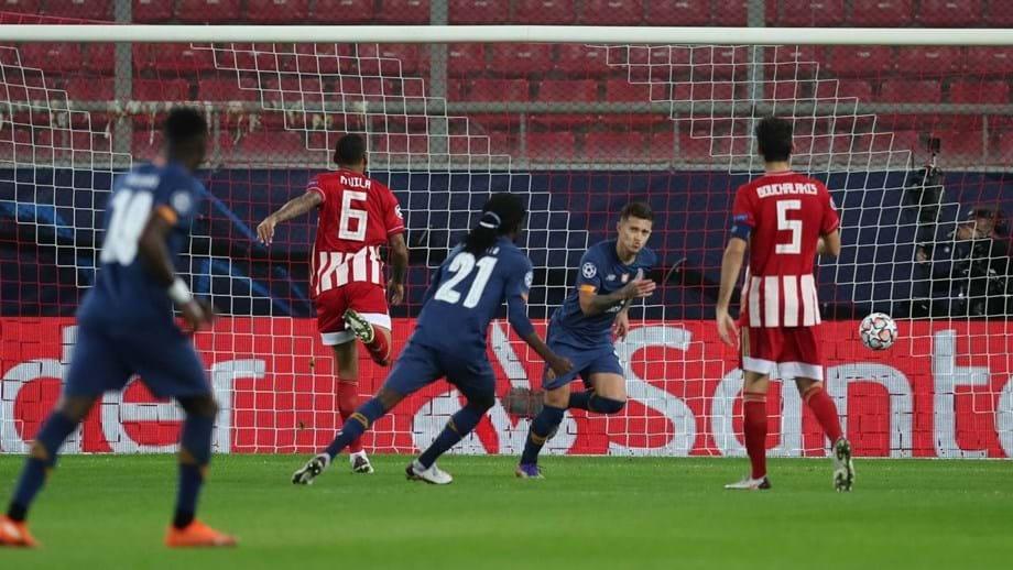 FC Porto despede-se dos grupos da 'Champions' com vitória frente ao 'apurado' Olympiacos