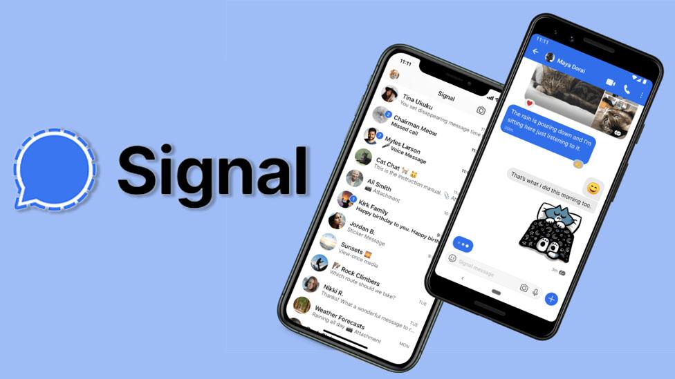 Erros no Signal? Estas dicas devem resolver o problema temporariamente