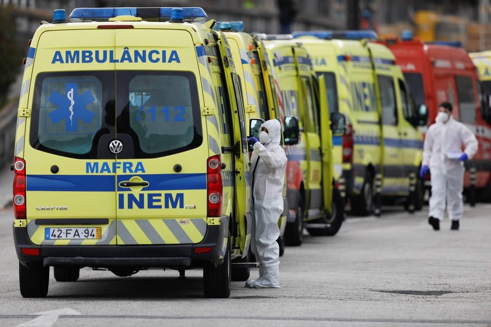 Portugal continua a ser o país do mundo com mais novos casos e mortes