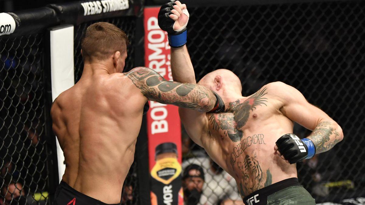 UFC: Dustin Poirier surpreende e derrota Conor McGregor