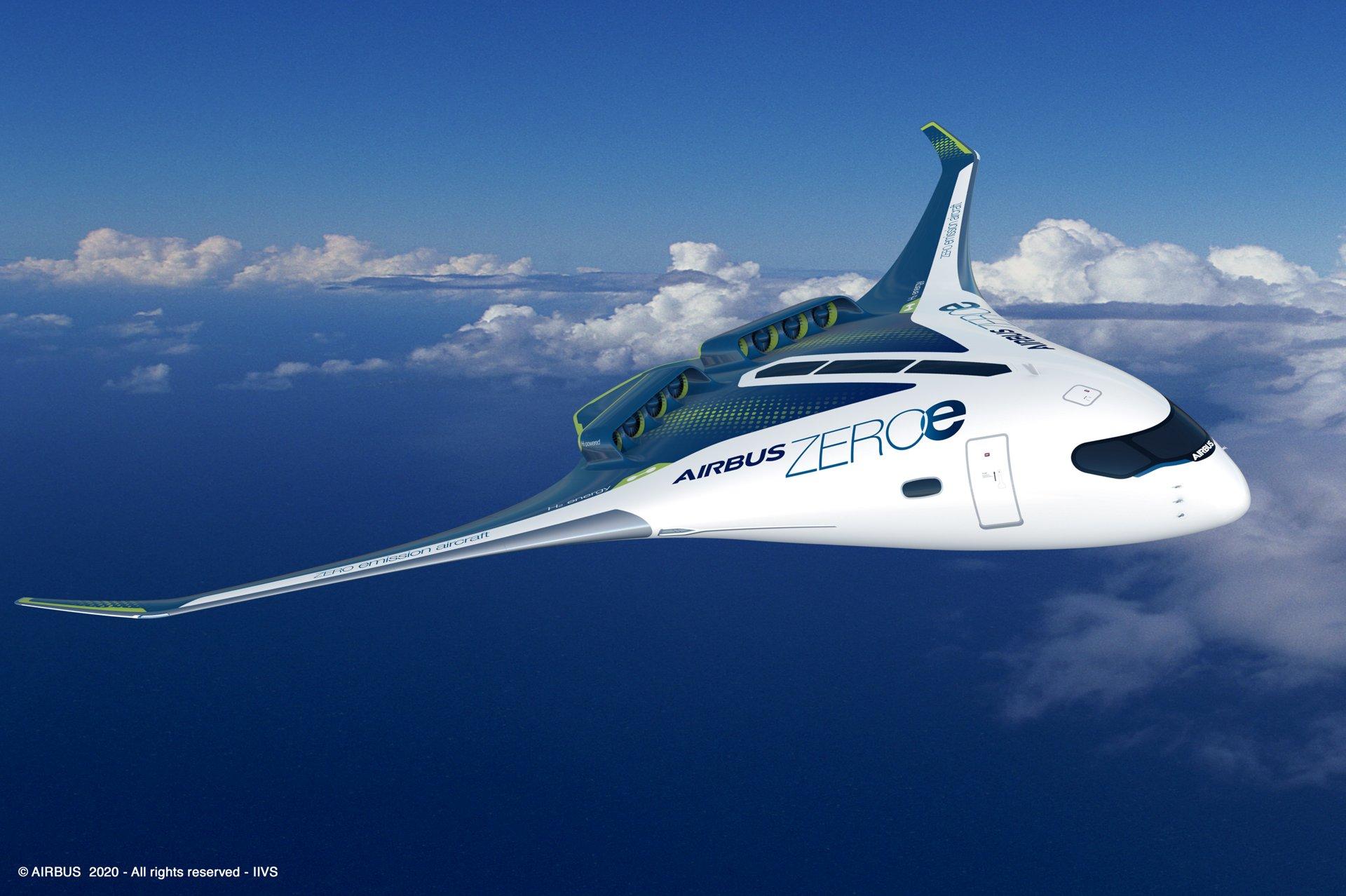 Projetos para aviões não poluentes (e qual a chance de saírem do papel)