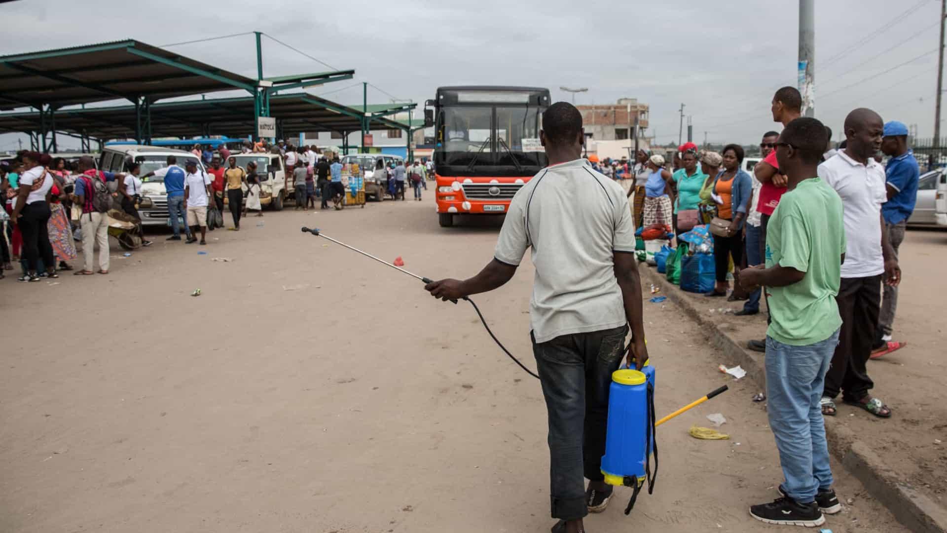 Moçambique regista mais cinco óbitos e aumenta para 22.334 casos