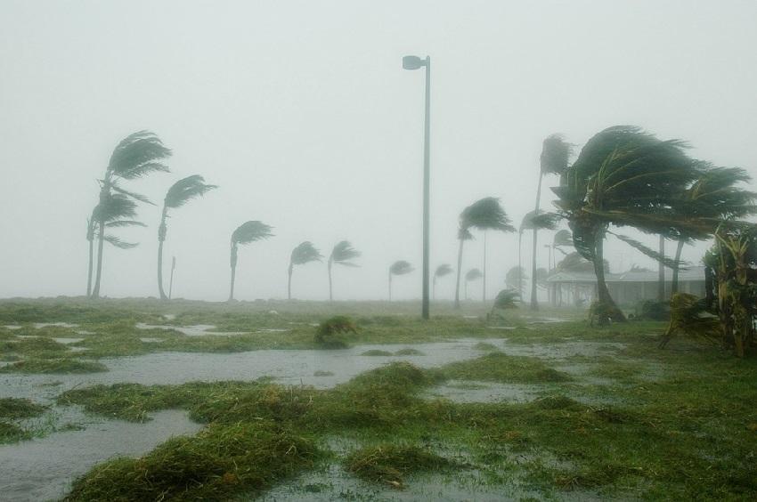 Como se preparar para um ciclone