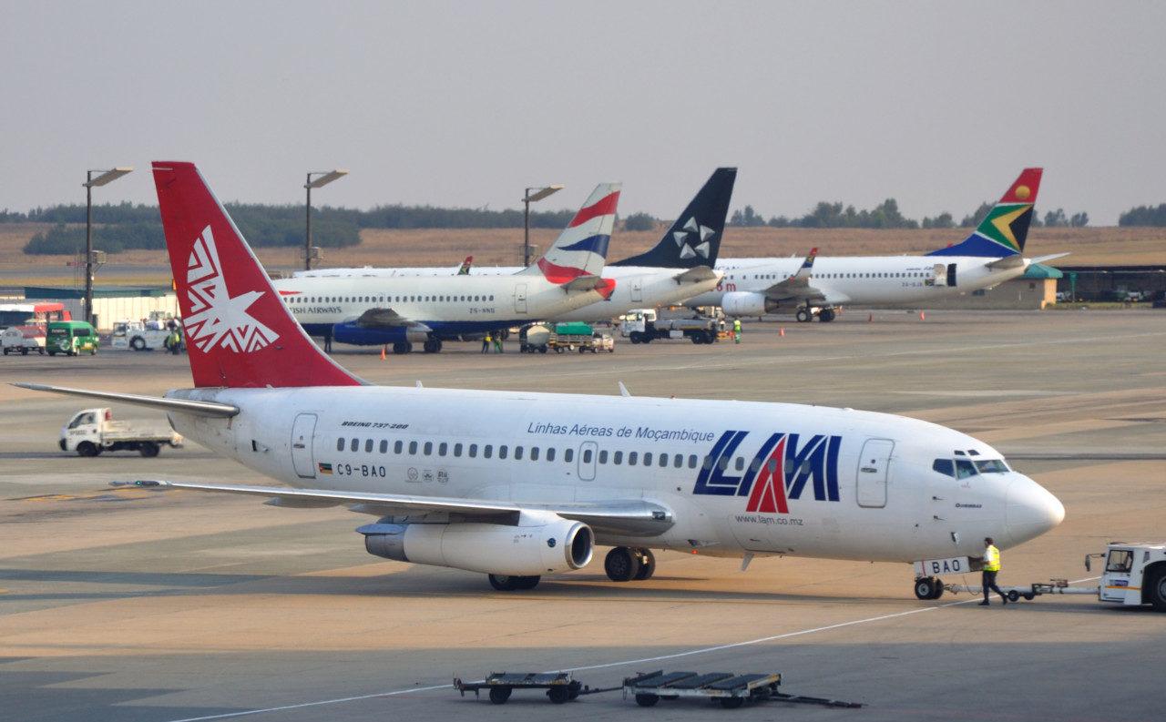 Linhas Aéreas de Moçambique anunciam fim da operação entre Maputo e Lisboa