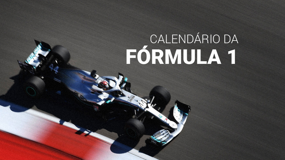Fórmula 1 revê calendário de 2021.