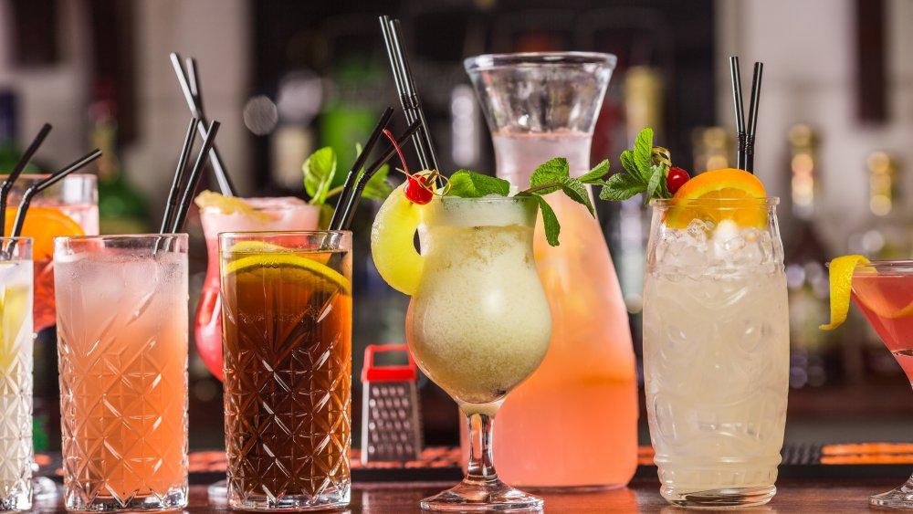cinco cocktails para este verão