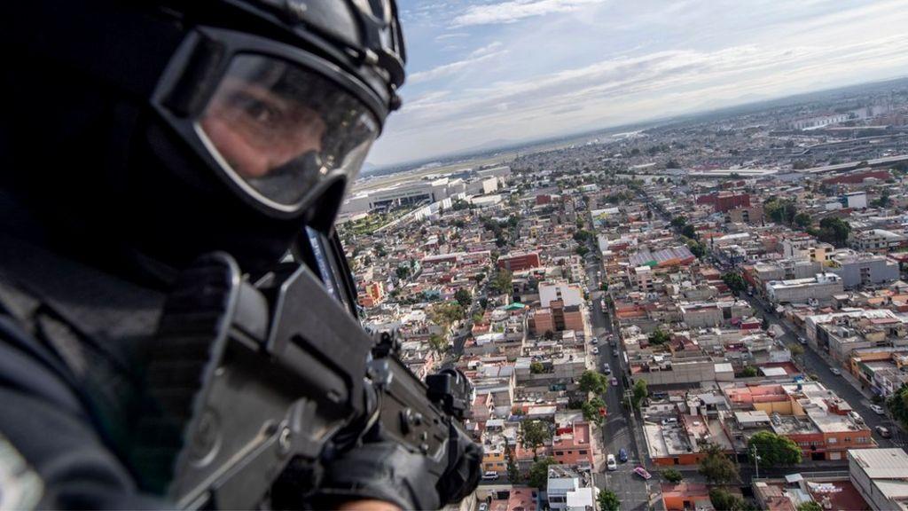 Mais de 82.000 pessoas desapareceram no México entre 2006 e 2021