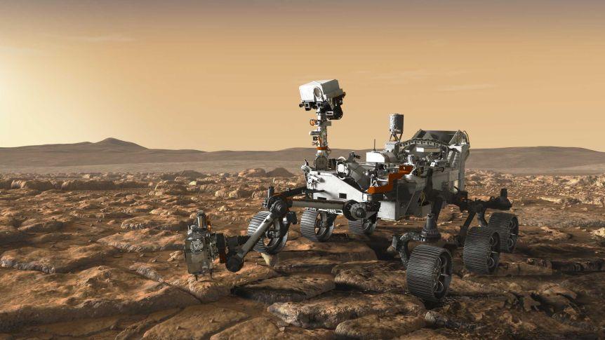 Aterrou em Marte o robô Perseverance da NASA. Veja as primeiras imagens da maior missão ao planeta vermelho