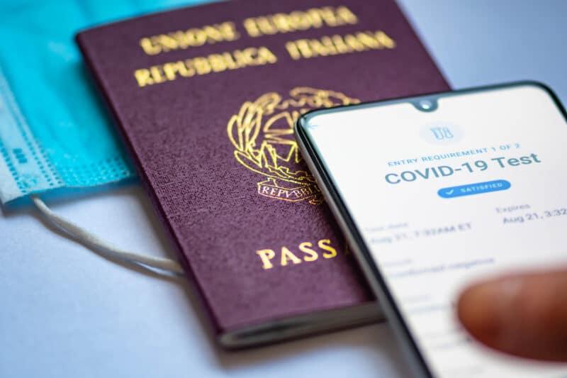 Países europeus divergem quanto à adoção dos passaportes de vacinação