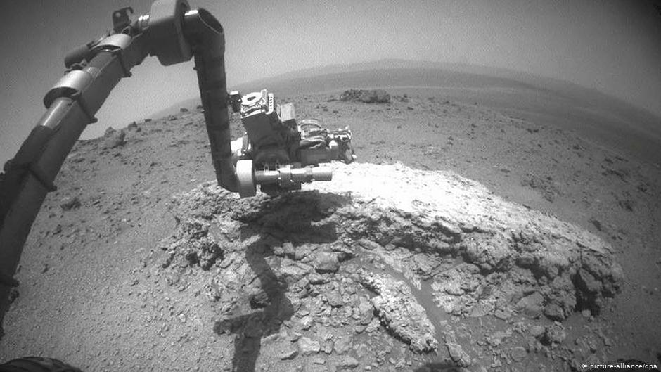 Nasa divulga primeiros áudio e vídeo de Perseverance em Marte