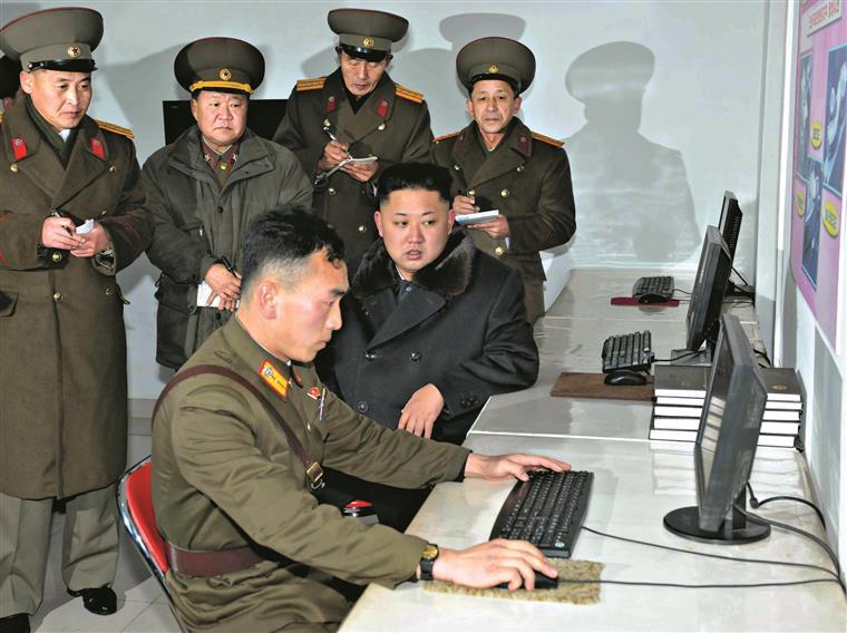 'Hackers' norte-coreanos terão tentado piratear sistema da Pfizer