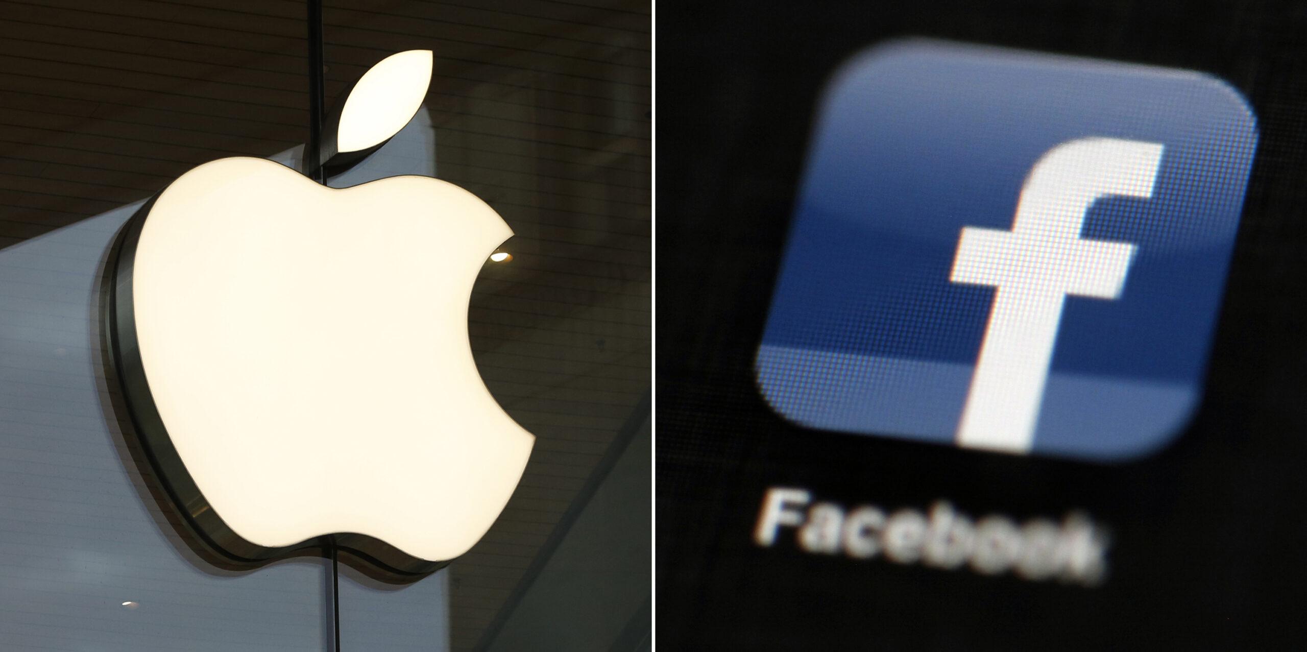 Opinião sobre a ameaça da Apple ao negócio do Facebook