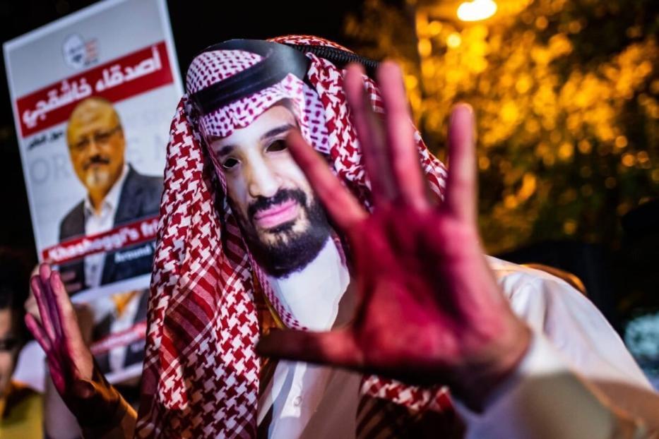 Arábia Saudita rejeita relatório dos EUA contra príncipe herdeiro