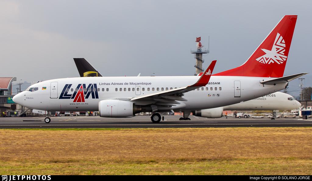 Transportadora aérea moçambicana perde 44% de passageiros em janeiro
