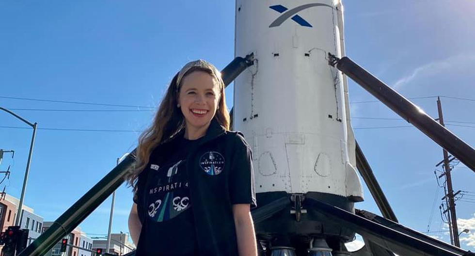 Hayley Arceneaux: Sobreviveu a um cancro e agora vai ao Espaço com a SpaceX