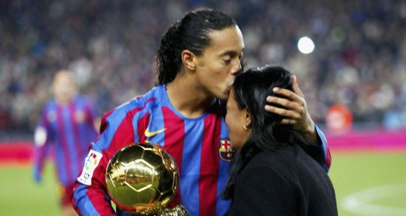 Morreu a mãe de Ronaldinho Gaúcho, vítima de Covid-19