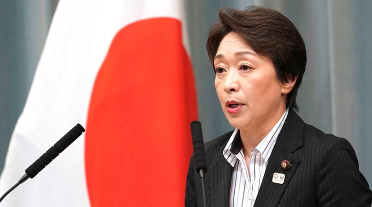 Seiko Hashimoto Ministra dos Jogos Olímpicos assume presidência