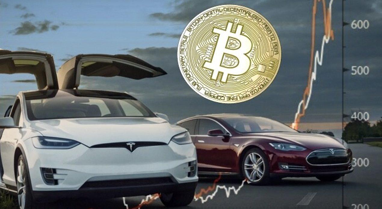 Investimento  de 1,5 mil milhões de dólares da Tesla em bitcoin faz disparar valor de todas as criptomoedas