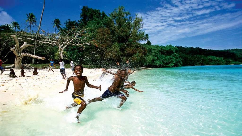 As ilhas do Pacífico completamente livres de covid