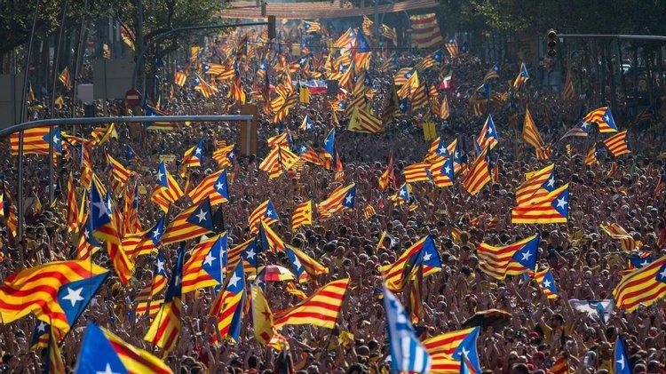 Resultado histórico nas eleições da Catalunha