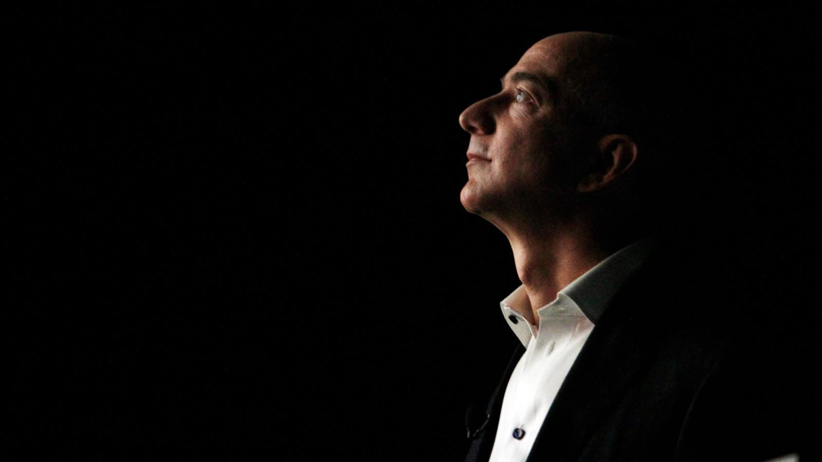 Jeff Bezos se despede de funcionários da Amazon com e-mail.