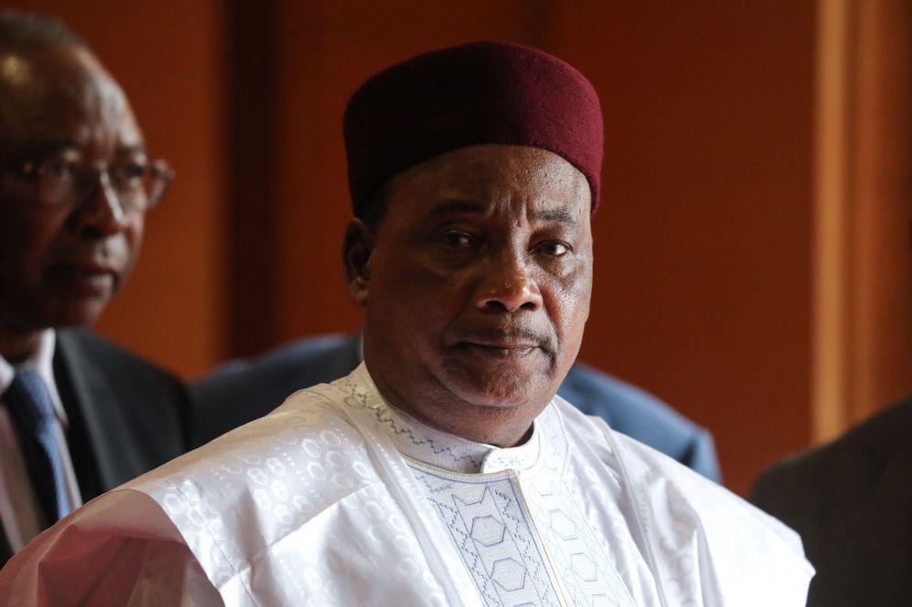 Mahamadou Issoufou, ganhou o Prémio Ibrahim para a Excelência na Liderança Africana