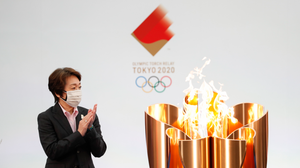 Tóquio 2020: Início do percurso da chama olímpica em Fukushima