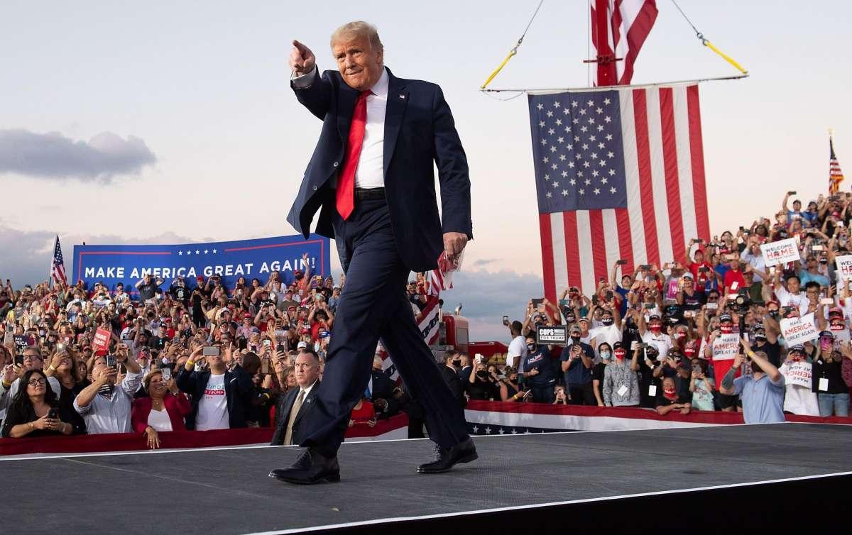 Donald Trump poderá recandidatar-se já em 2024?