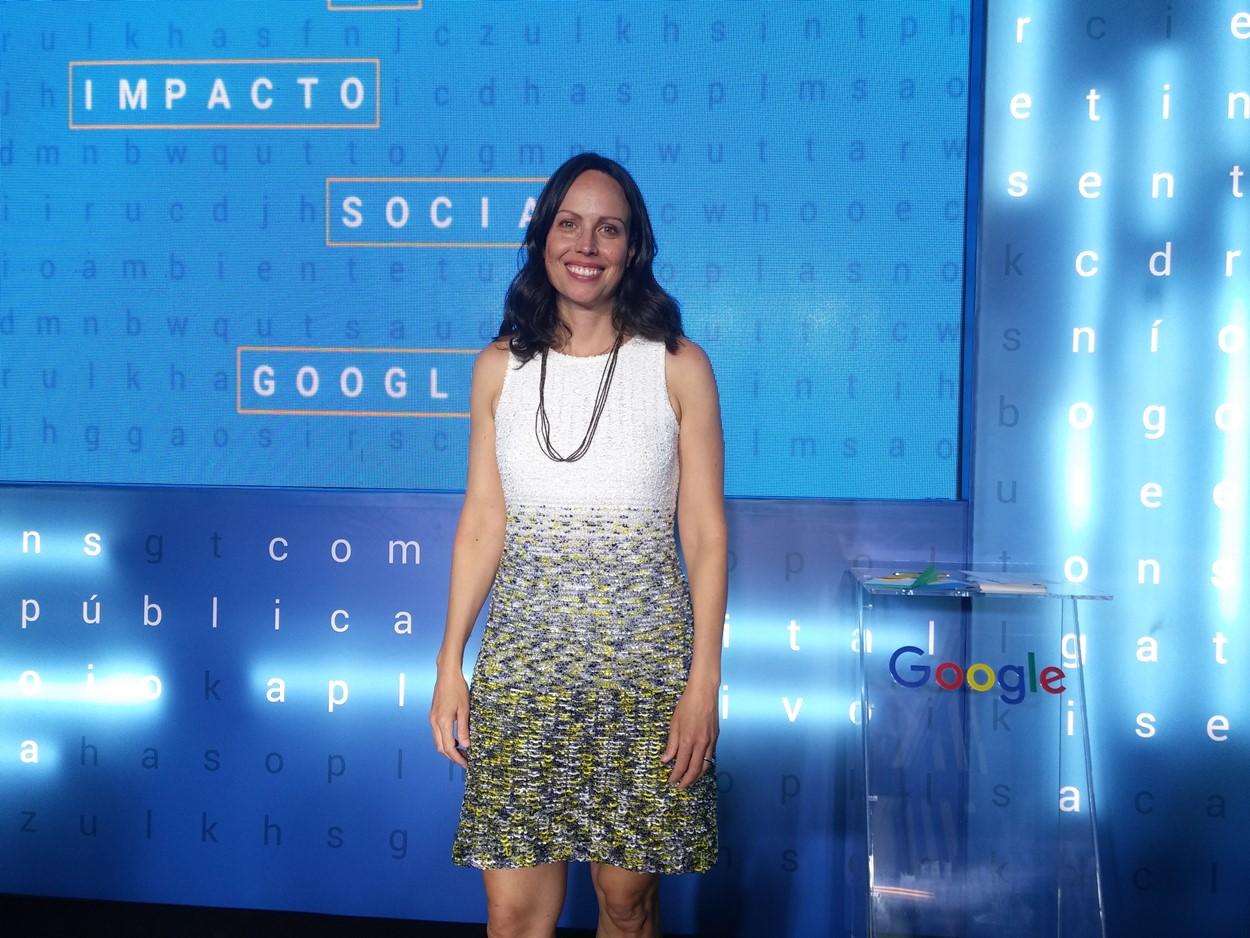 Google desafio de impacto social.  25 milhões de dólares para projetos que ajudam mulheres