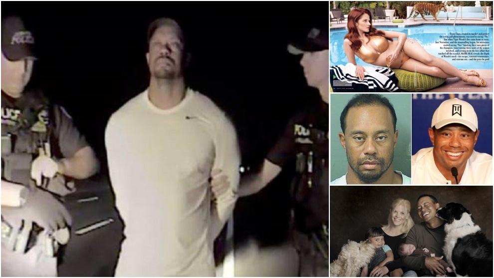 Tiger Woods: os escândalos e os vícios do menino prodígio do golfe