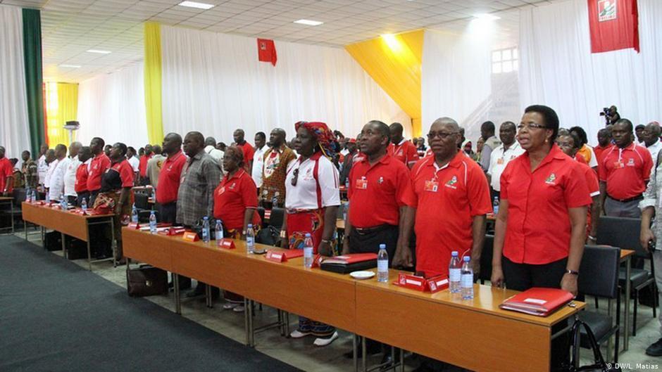 Partido Frelimo adia reunião do Comité Central