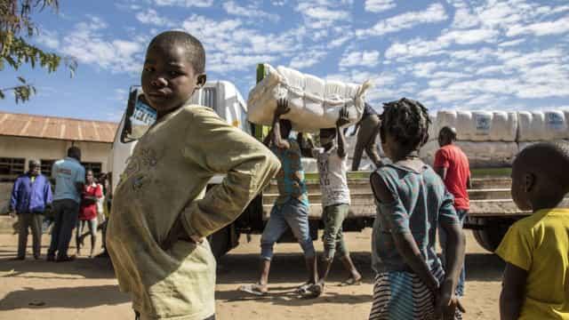"""Agências da ONU registam 3.361 deslocados internos e descrevem """"horror absoluto"""""""