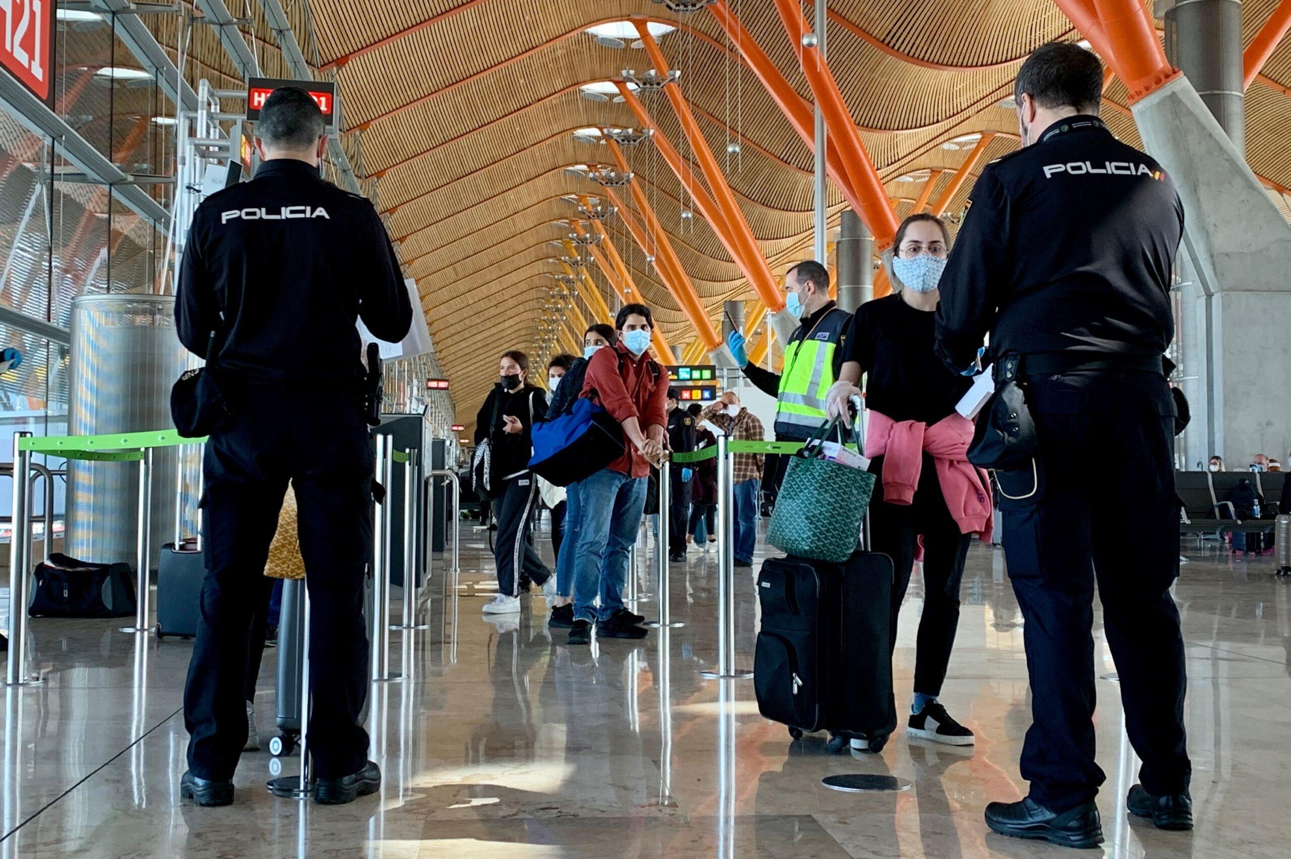 Espanha alarga quarentena a 12 países entre os quais Moçambique