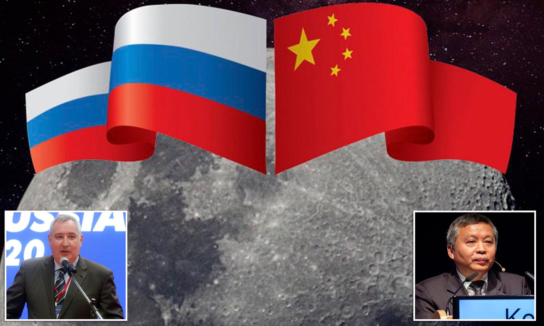 Rússia e China cooperam para construir base na Lua