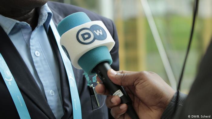 "Deutsche Welle contra forma proposta para leis dos ""media"" em Moçambique"
