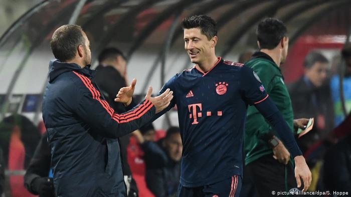 Bayern e Chelsea juntaram-se nos apurados para os quartos-de-final da UEFA Champions League