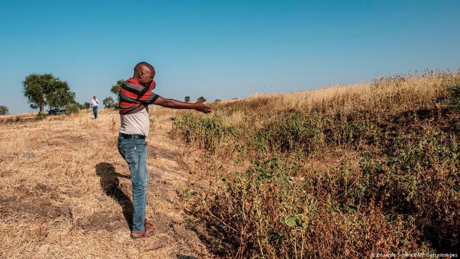 """Tropas da Eritreia mataram """"mais de 200 civis"""" no passado mês de novembro"""