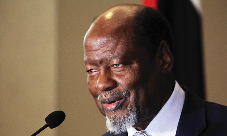 Governo da Venezuela condecora antigo Presidente moçambicano Joaquim Chissano