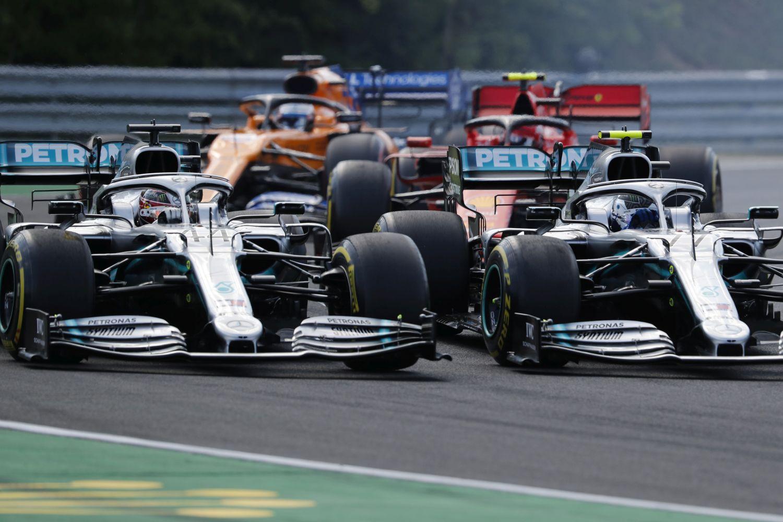 Fórmula 1 Programação da temporada 2021