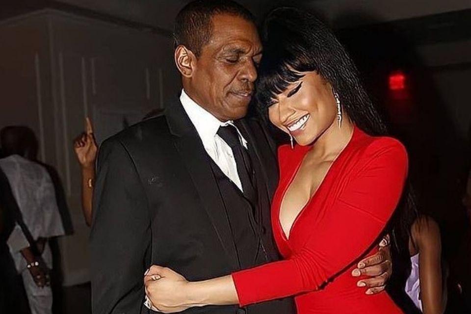 A mãe de Nicki Minaj reclama 130 milhões de euros pela morte do seu marido