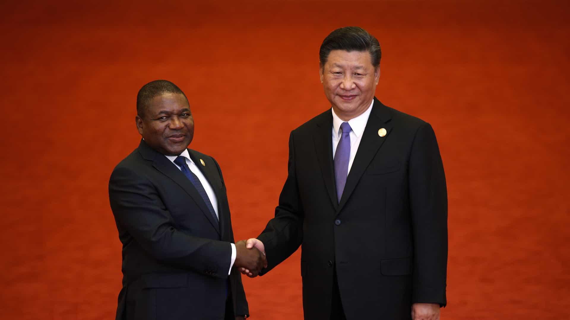 China perdoa cerca de 2% da dívida de Moçambique