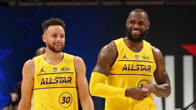 Team LeBron vence Team Durant e Antetokounmpo ganha MVP