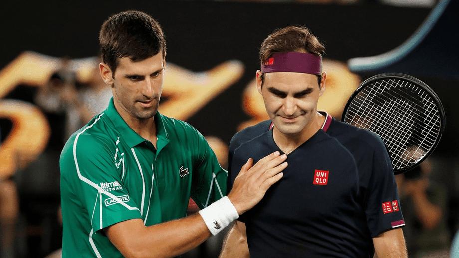 Djokovic bate recorde de Federer ao garantir liderança