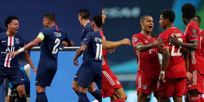 Liga dos Campeões: PSG vai enfrentar o Bayern de Munique nos quartos-de-final