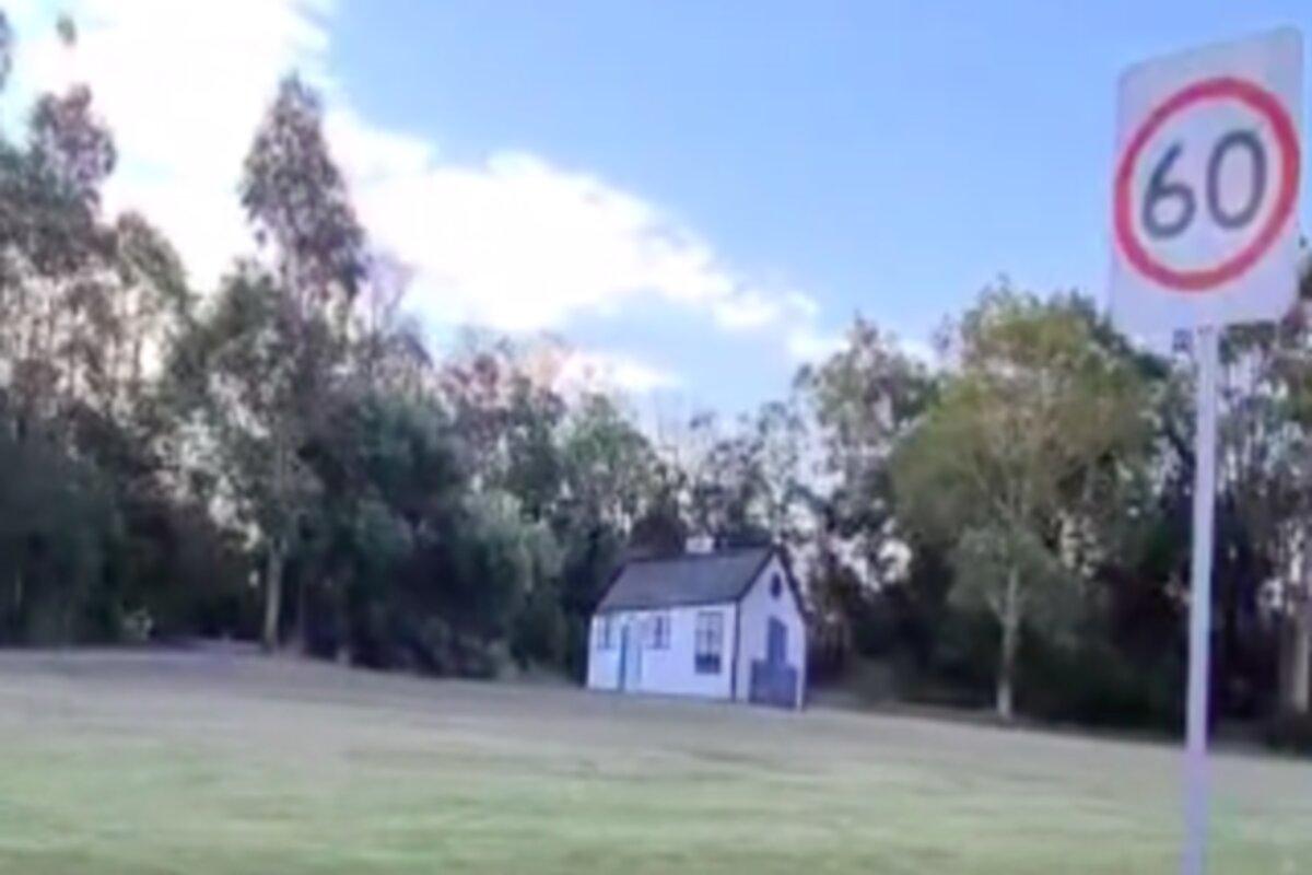 """""""A casa que gira"""": esta ilusão óptica choca os utilizadores da Internet"""