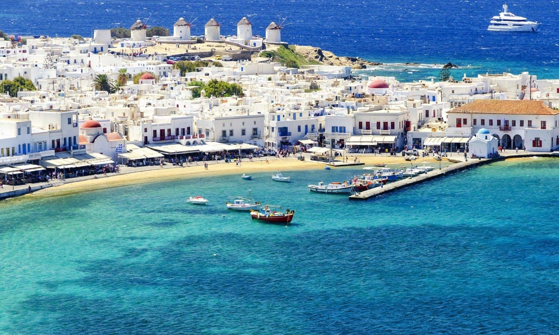 Ilhas Gregas: Descubra a indicada para si