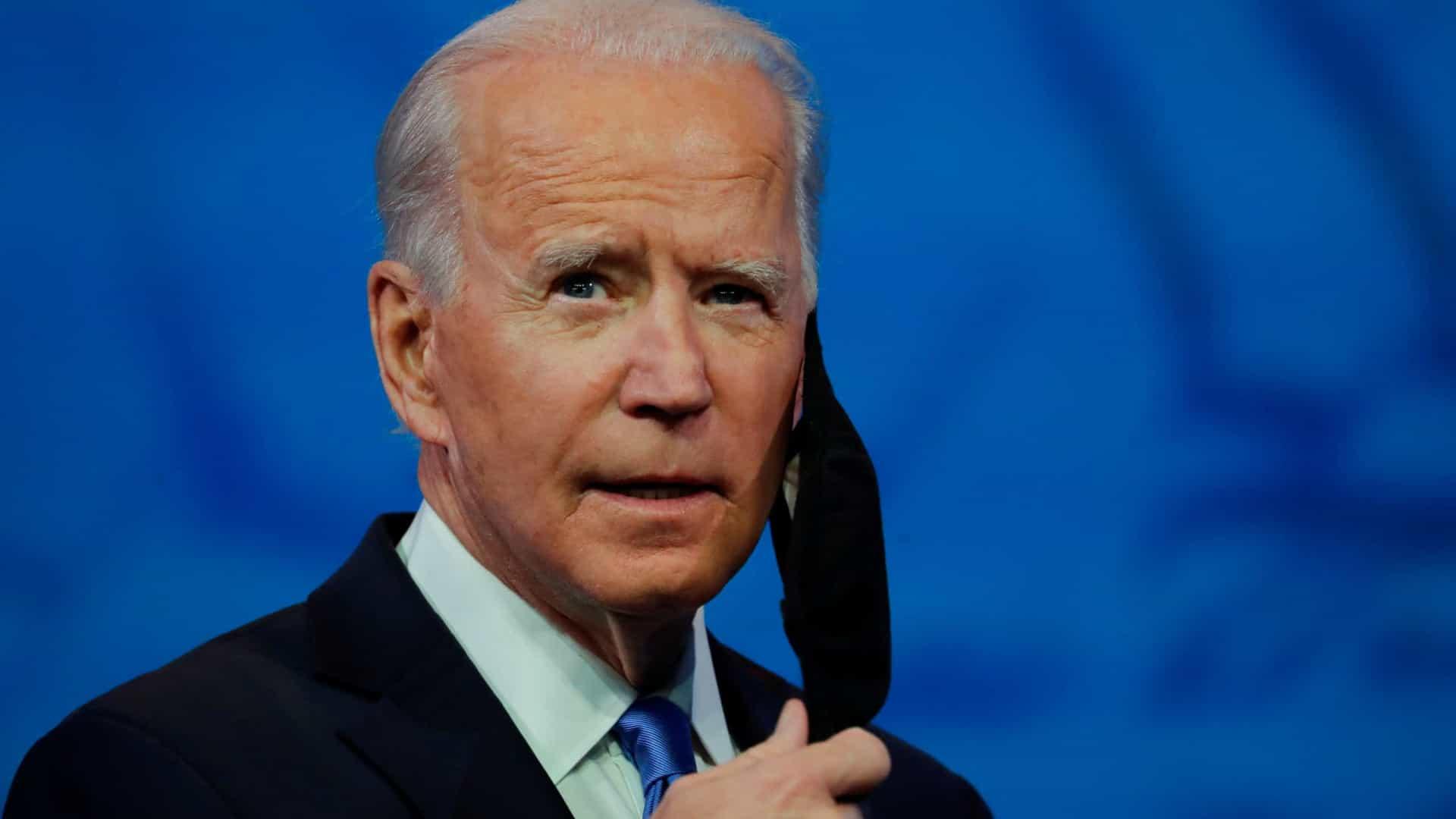 EUA. Biden pede reforma da legislação sobre posse de armas de fogo