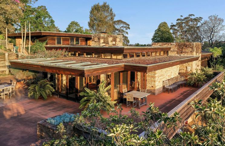 Uma espetacular casa na Austrália: Mirrabooka House