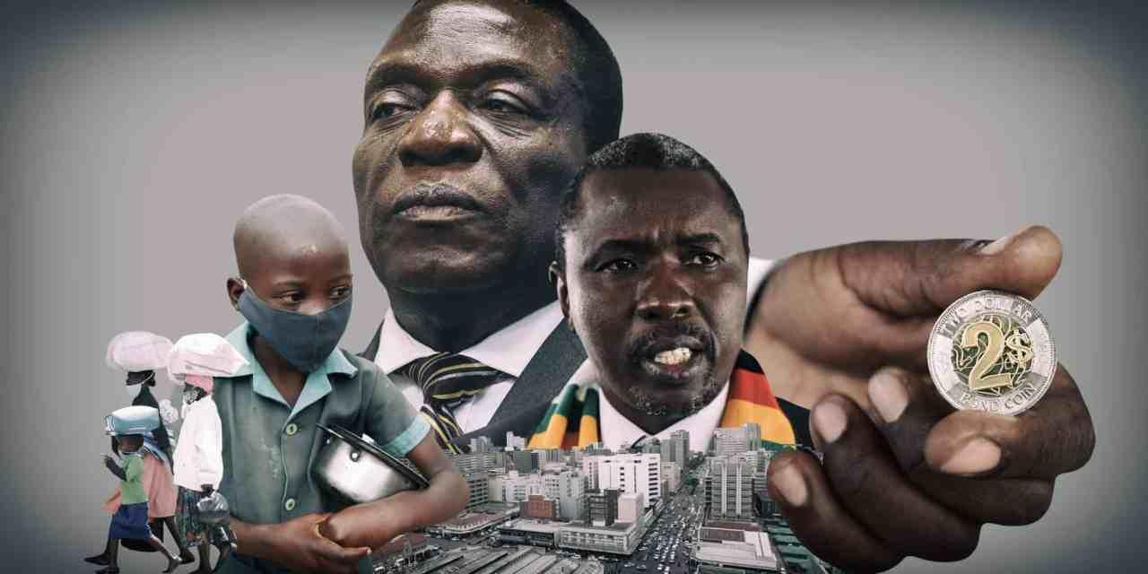 No Zimbabué, a corrupção floresce em torno do Covid-19